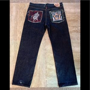 Amazing Red Monkey (RMC) Japanese Selvedge Jeans!